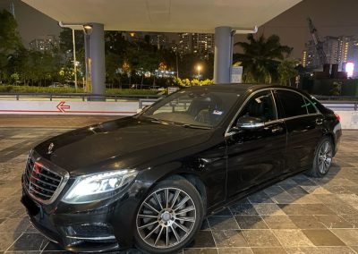 Rent Mercedes S500 Near Me