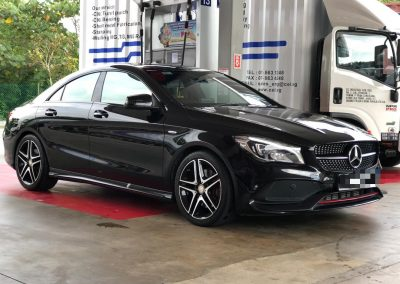 Rent Mercedes CLA 250 Near Me