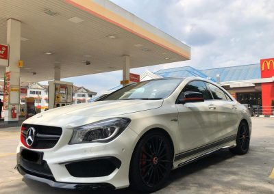 Rent Mercedes CLA 45 Near Me