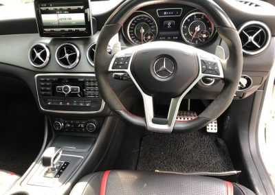 Rent Mercedes CLA 45 in KL