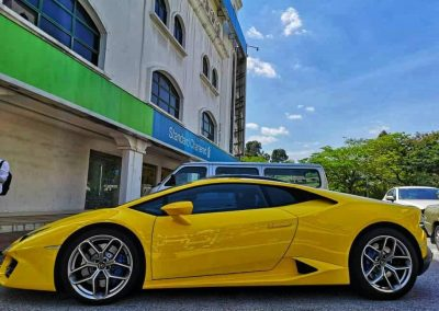 Rent Lamborghini Huracan in KL