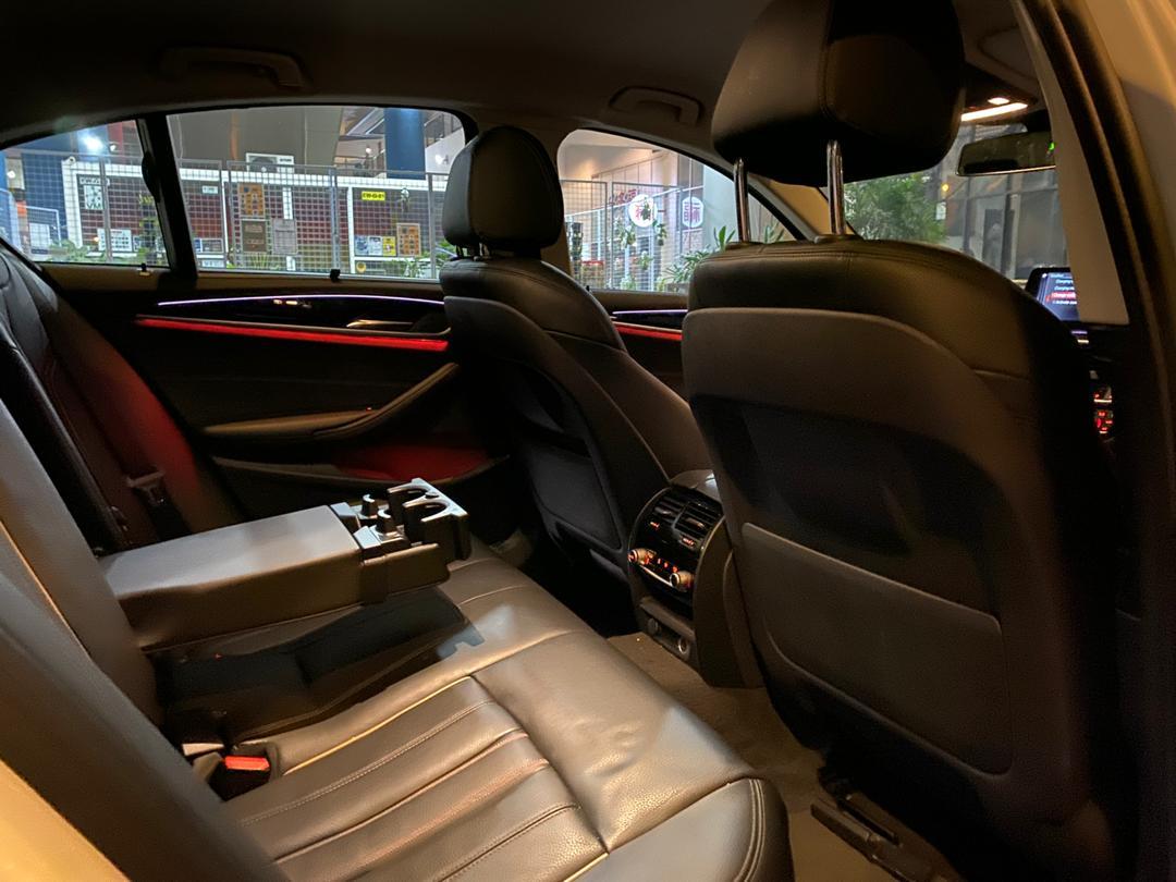 Rent BMW G30 in KL