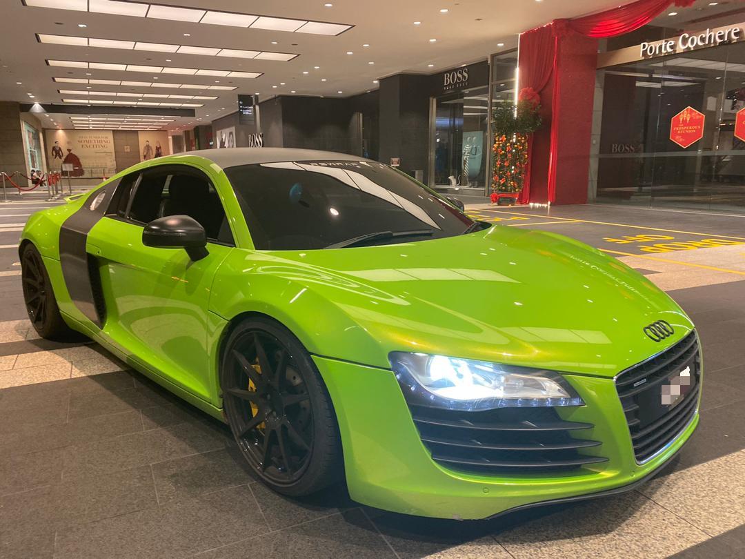 Rent Audi R8 in Kuala Lumpur