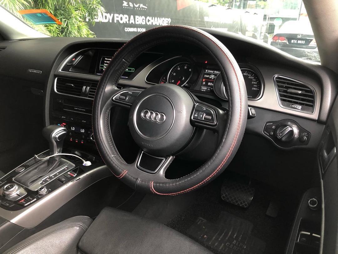 Audi A5 Rent Audi A5 in KL