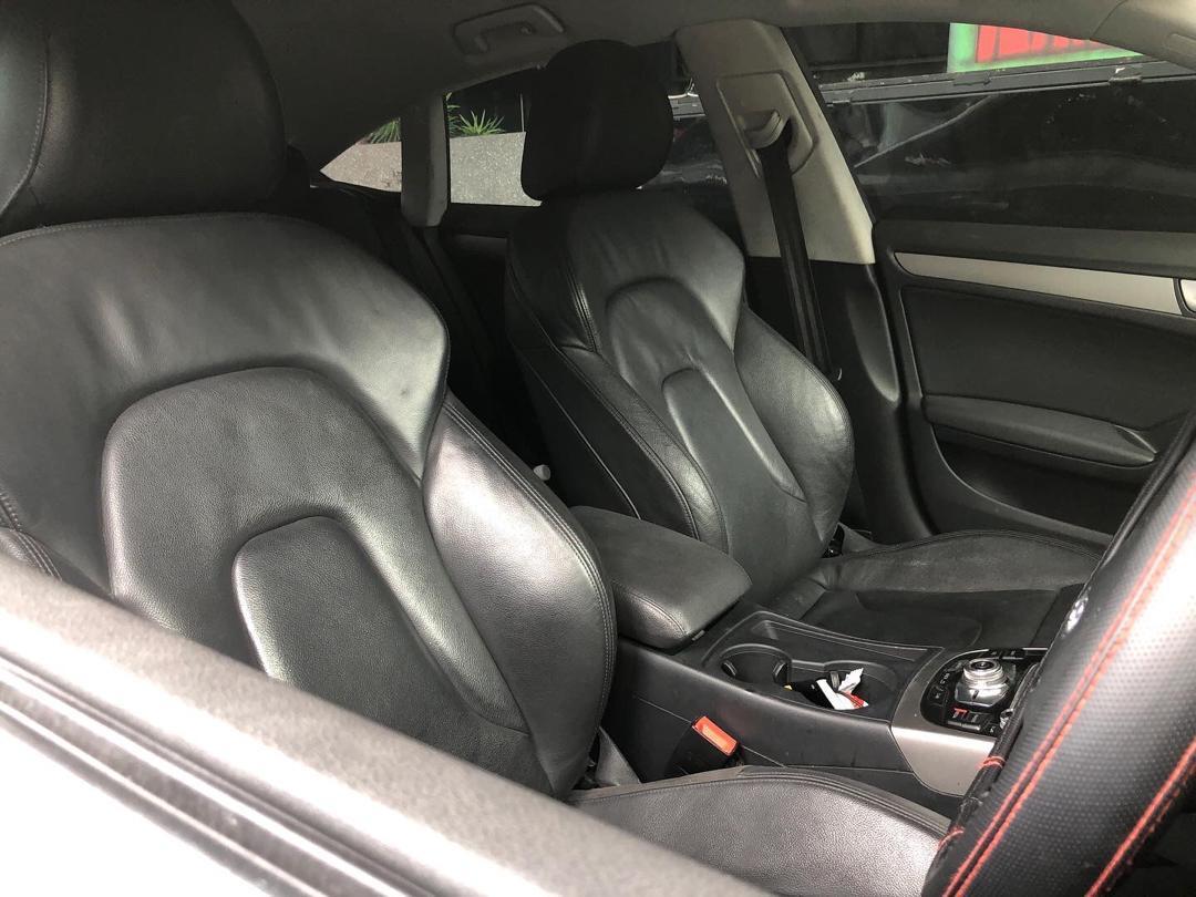 Rent Audi A5 in KL