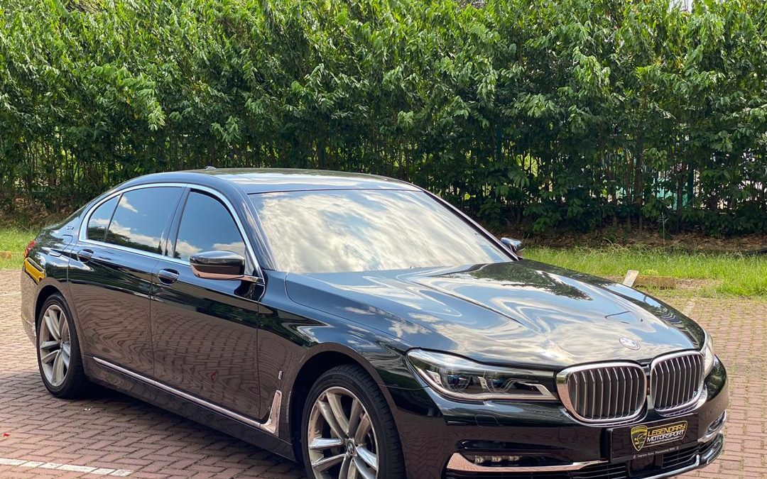Rent a BMW 740le Near Me