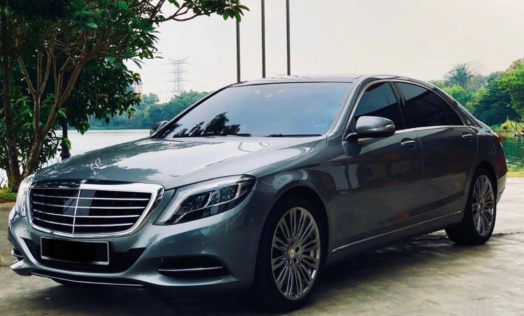 Mercedes S400 Rental Malaysia