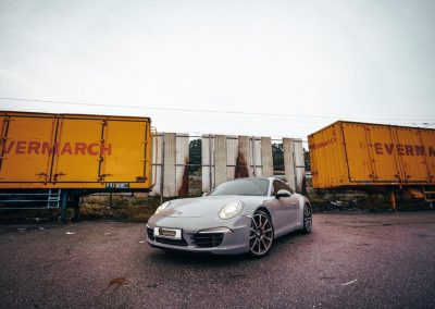 Rent Porsche Carrera