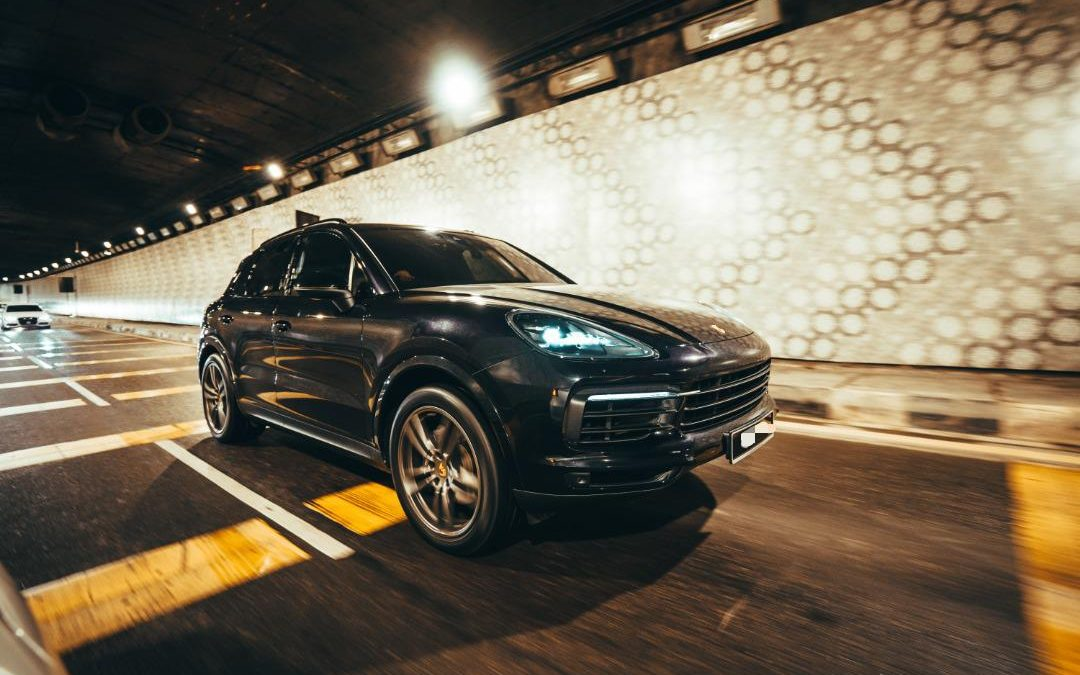 Porsche Cayenne Car Rental