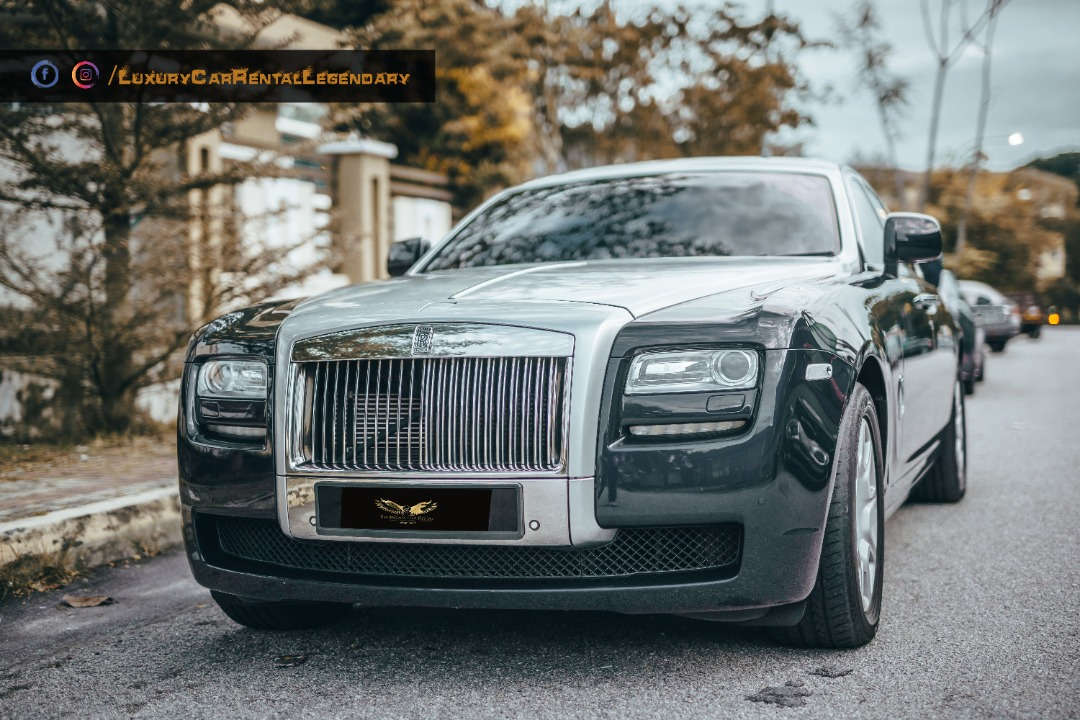Rent Rolls Royce Ghost in kuala Lumpur
