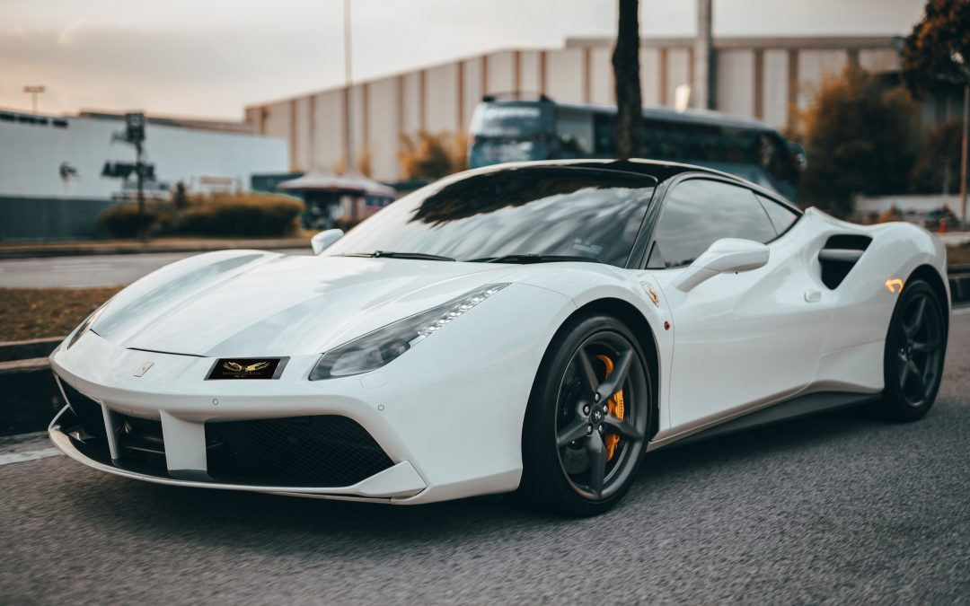 Ferrari 488 GTB for Rent