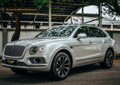 Rent Bentley Bentayga in Kuala Lumpur