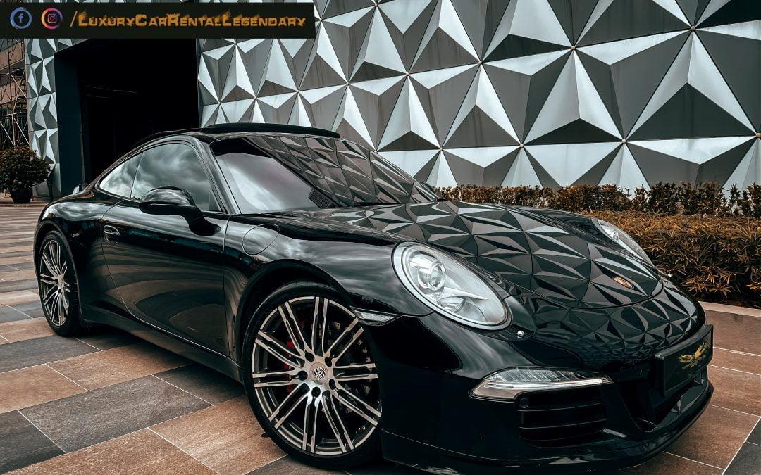 Rent a Porsche Carrera