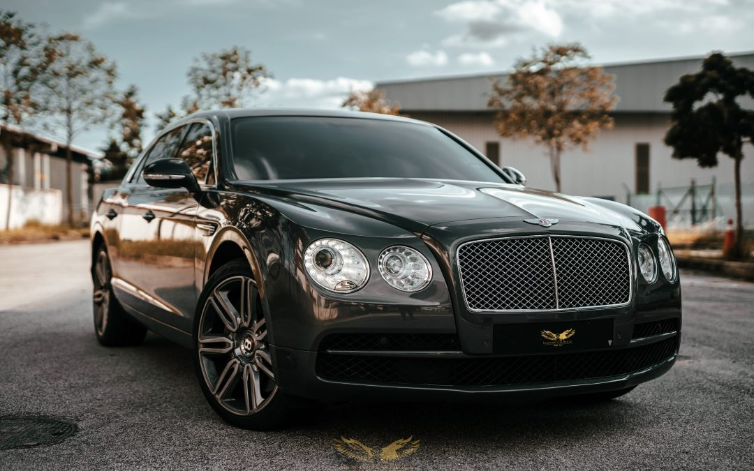 Bentley's Flying Spur; Perhaps the most compelling four-door limo