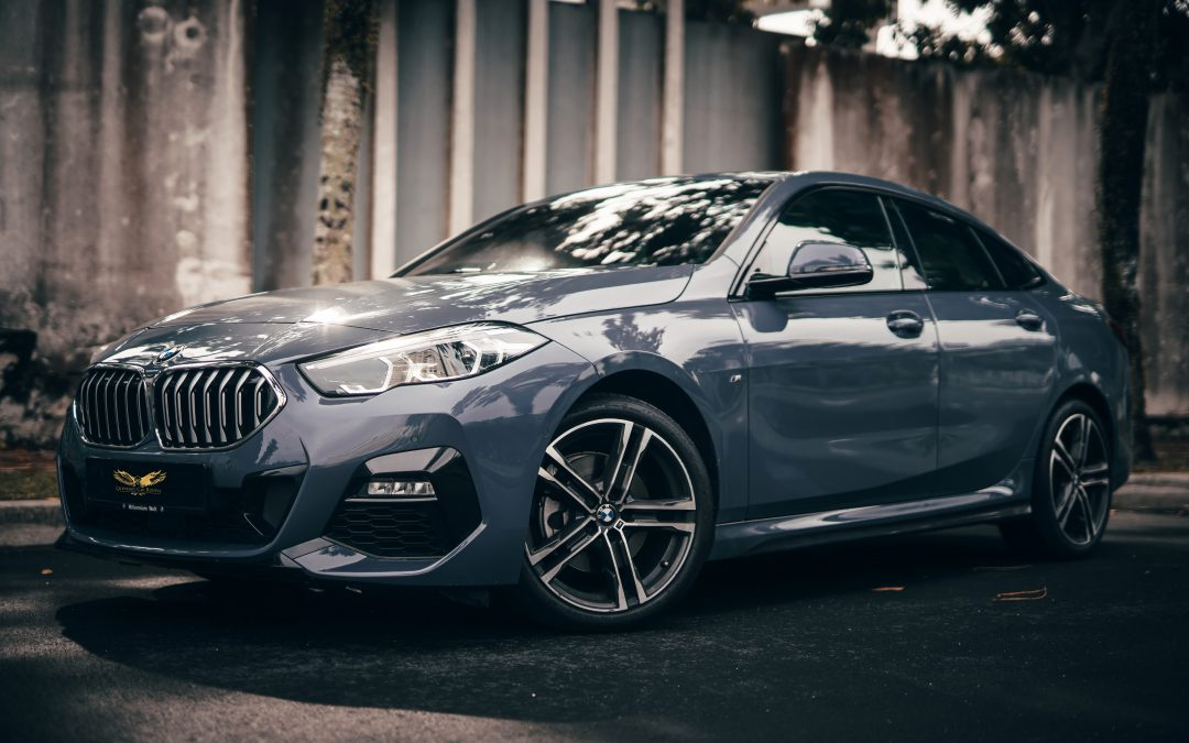 Compact, Powerful, Strong in Character: THE FIRST-EVER BMW 218i GRAN COUPÉ M