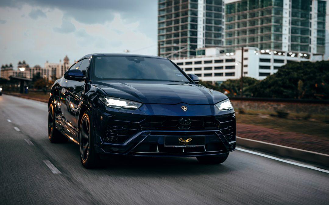 Rent The Lamborghini Urus; Ultimate Super-SUV with Luxury Car Rental Selangor
