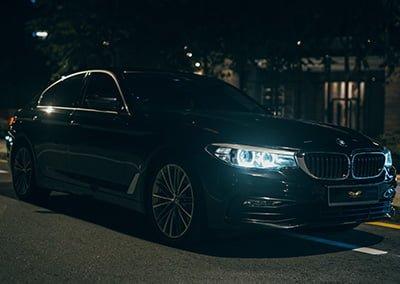 BMW G30 530e